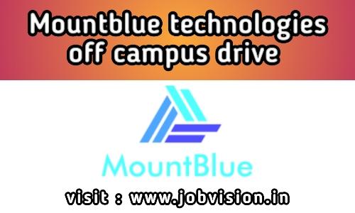 MountBlue Off Campus Drive