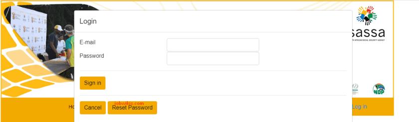 Ways check sassa status for r350 online