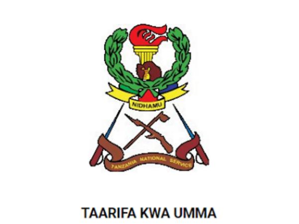 Latest Update JKT Tanzania 2021   Nafasi za Kazi JKT 2020/2021