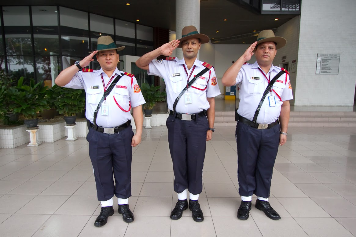 Employment Agencies Security Guards