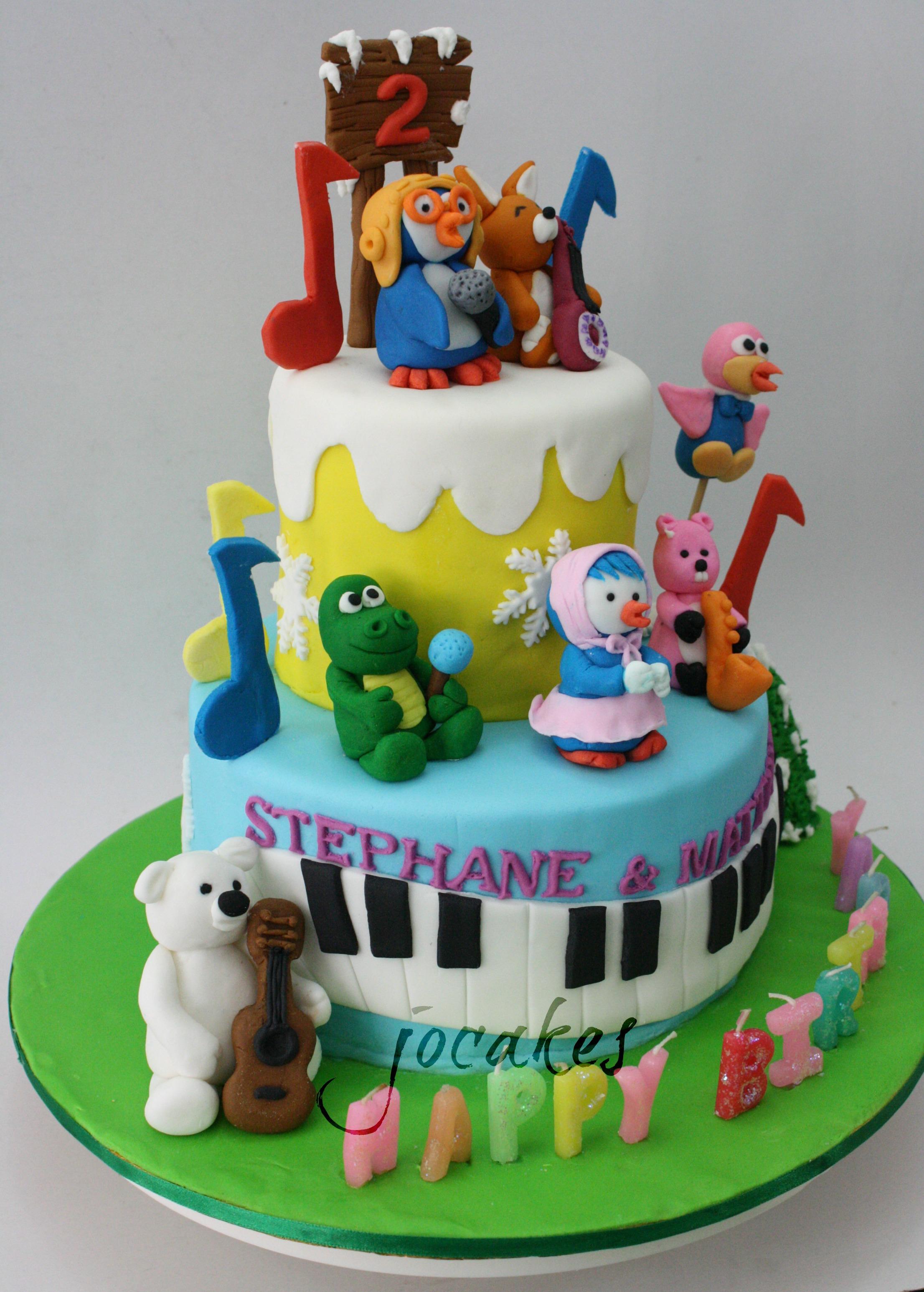 birthday cakes  jocakes