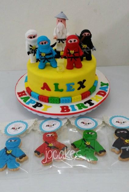 Ninjago Cookies Jocakes