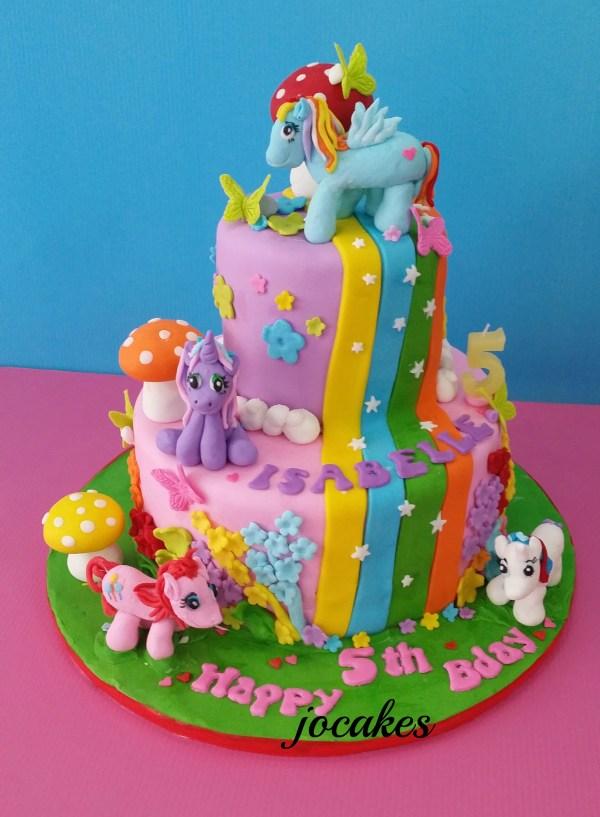 Little Pony Cake Jocakes