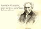 Citazione di Schopenhauer