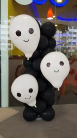 Balloon Ghosts!