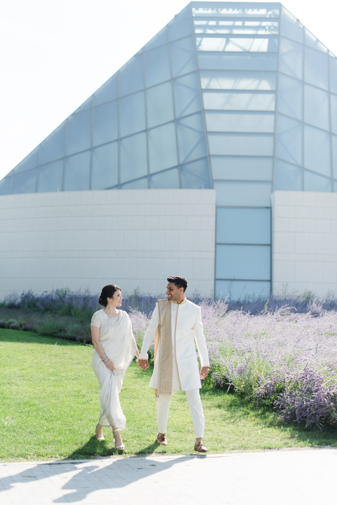 Ismaili Centre Wedding