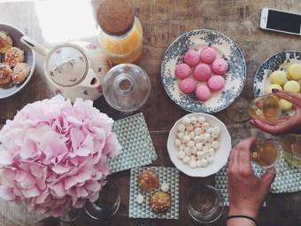 Macaron making workshop in Paris <3 #bonappetouring