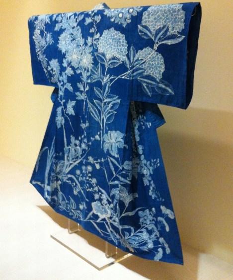 cobalt kimono