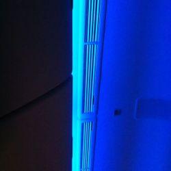 Air Canada loves blue too