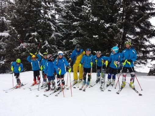 Skifreizeiten am Jochgrimm haben eine lange Tradition
