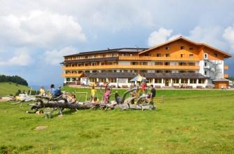 L'hotel Corno Nero
