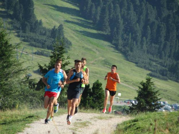 Das Lauferlebnis in den Dolomiten