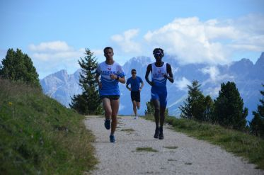 High-altitude training