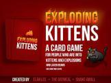 Games - Exploding Kittens