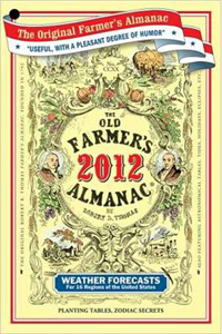 are you relying on the farmers almanac as your business and marketing bible?