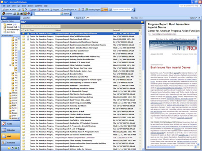 Email Overload - Email Inbox