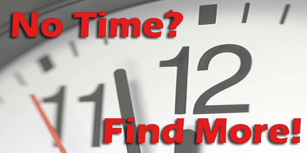 Find More Time in the Day