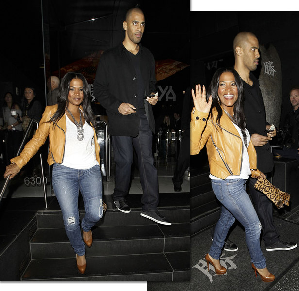 Nia long dating spurs coach