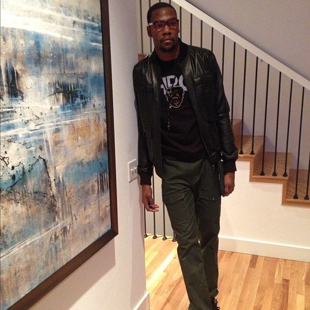 Fashion Glance Kevin Durant Photos Jocks And Stiletto