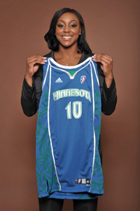 Love  Basketball is Kevin Durant dating WNBA Lynx star