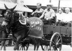Benson Mule Days BW
