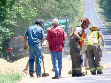 Accident US 701 2
