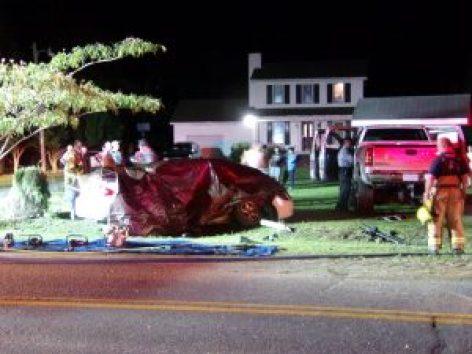 1 Killed, 2 Injured In Four Oaks Crash – JoCo Report
