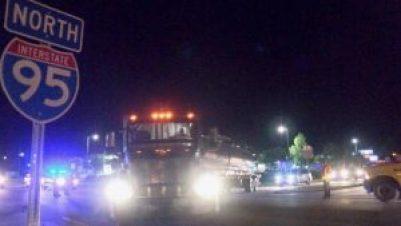 I-95 Bridge Struck By Oversized Load – JoCo Report