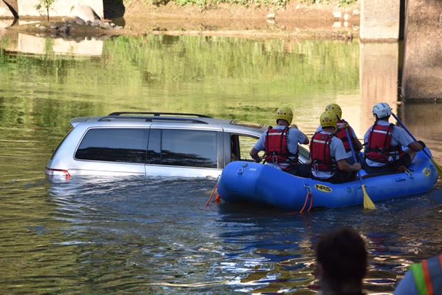 Accident - NC42 E, Neuse River, 09-25-17-1JT