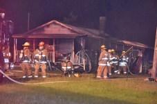 Fire - Parrish Road, Benson 09-21-17-1JT