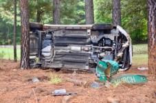 Accident - NC42 Creechs Church Road 10-12-17-1JP