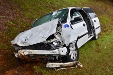 Accident - NC42 Creech's Church Road 10-12-17-2JP