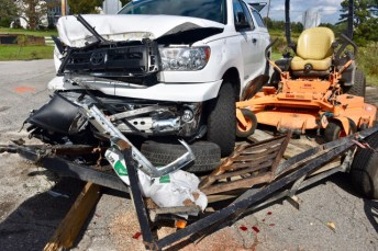 Accident - NC96, Little Devine Road, 10-11-17-2JP