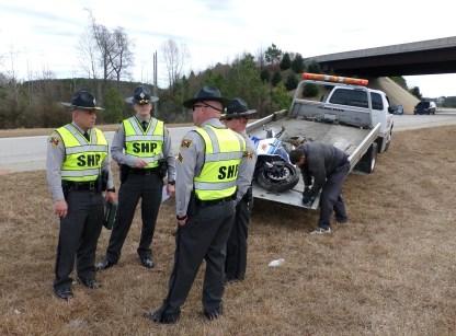 Motorcyclist Killed In Crash On US 70 – JoCo Report
