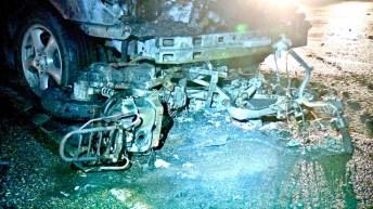 Accident - Moped, Dunn, 02-13-18-3JP