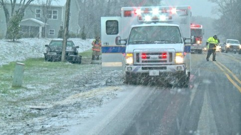 80 Weather Related Accidents Reported In Johnston County