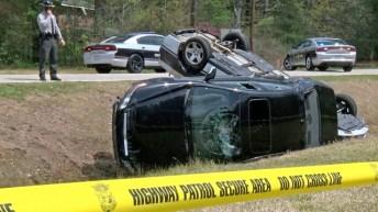 Accident - NC222 Trooper 04-16-18-4JP