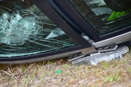 Accident - NC222 Trooper 04-16-18-5JP