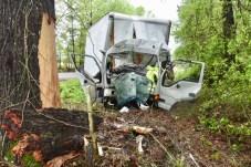 Accident - Zacks Mill Road, 04-25-18-5JP