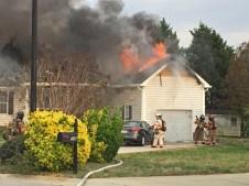 Fire - Kildaire Court 04-03-18-3CP