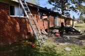 Fire - Sunset Avenue, Smithfield 04-06-18-4JP
