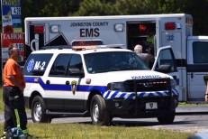 Accident - Brodgen Road, Bakers Chapel Road, 05-02-18-7JT
