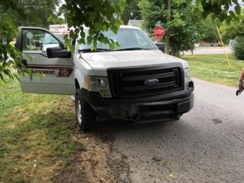 Accident - Clayton Code Enforcement 05-17-18-2CP