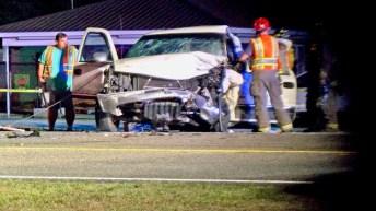 Accident - NC 50 South, Benson 05-14-18-3JP