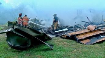 Fire - Mudham Road, 05-19-18-3JP