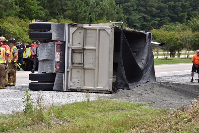 Accident – NC 242 North, I-40 East Ramp, 06-05-18-6JT – JoCo Report