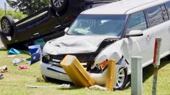 Accident - US 301, Bagley Road, 06-10-18-1JP