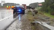 Accident I95 I-95 Kenly, 09-17-18-2JP