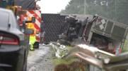 Accident - I95 I-95 Kenly, 09-17-18-3JP