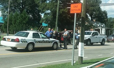 Selma PD Incident 09-07-18-4CP